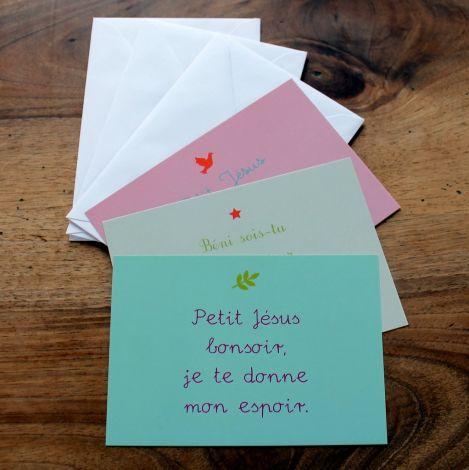 Cartes postales « Kids »