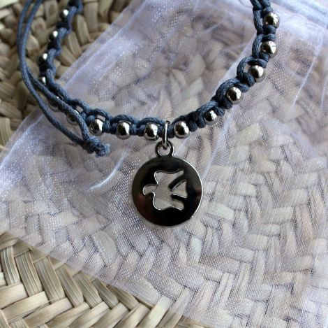 Bracelet colombe anglais